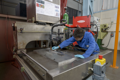 Manufacturing at Cranfield