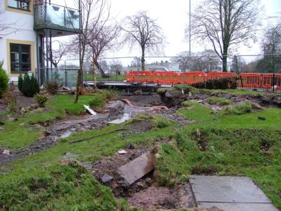 Floods in Cumbria - December 2015