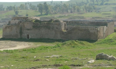 St Elijah's monastery destroyed by so-called IS