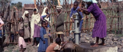 Community water and sanitation