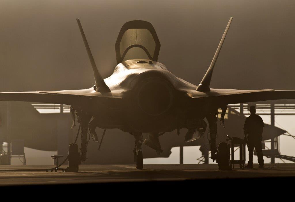 F-35 aircraft