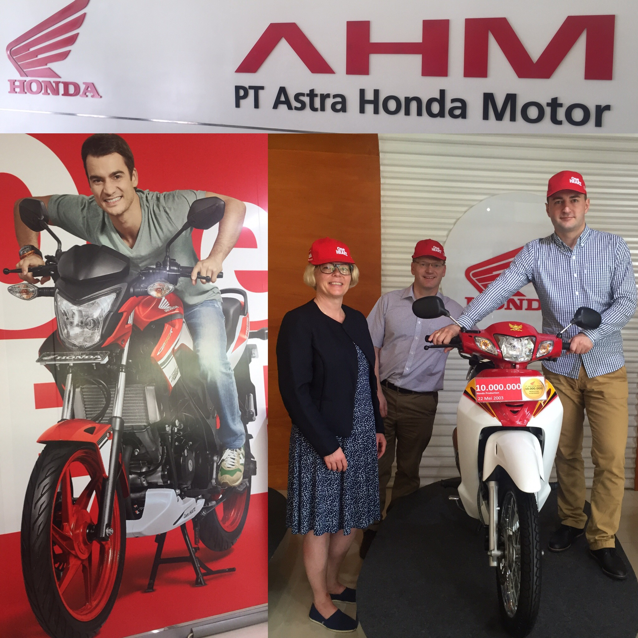 Mobility solution from AHM