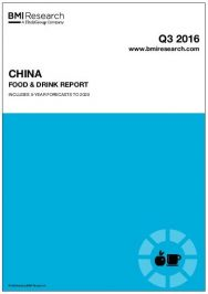 Food and drink industry - BMI