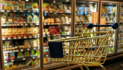 Photo of shopping trolley
