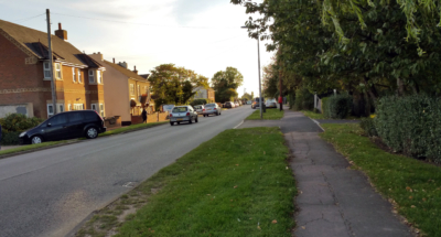 Cranfield village