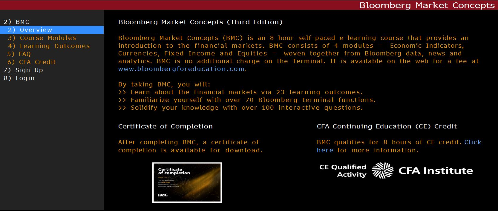 Cranfield university blogs introducing bloomberg market if you are a current mba student please contact your information specialist for your course specific group code before you sign up 1betcityfo Image collections