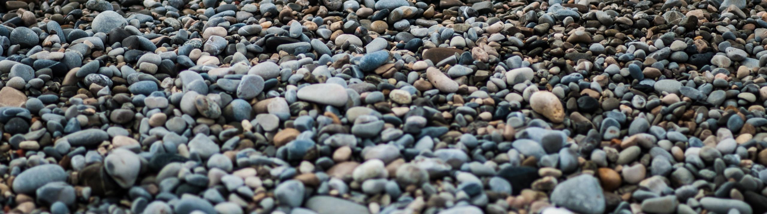 Photo of pebble beach