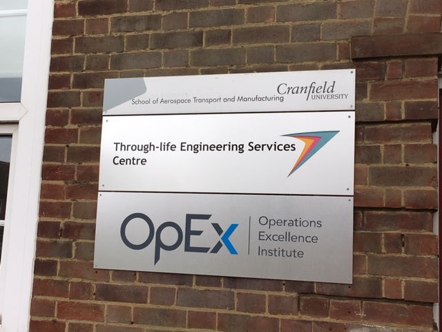 Cranfield Operations Excellence Institute