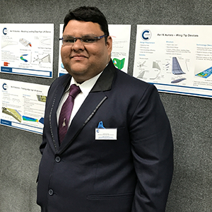 Vijay Kothari – Cranfield University Aerospace Vehicle Design student 2016-17 3