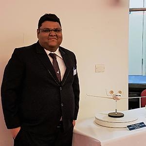 Vijay Kothari – Cranfield University Aerospace Vehicle Design student 2016-17