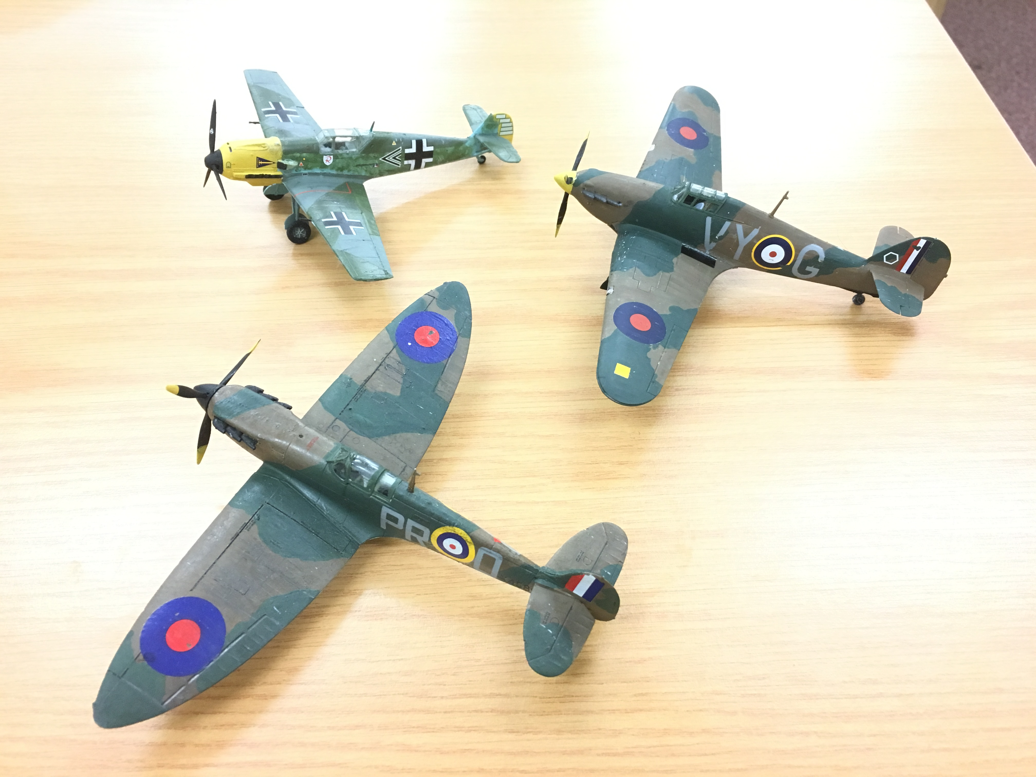 Model Building – Battle of Britain