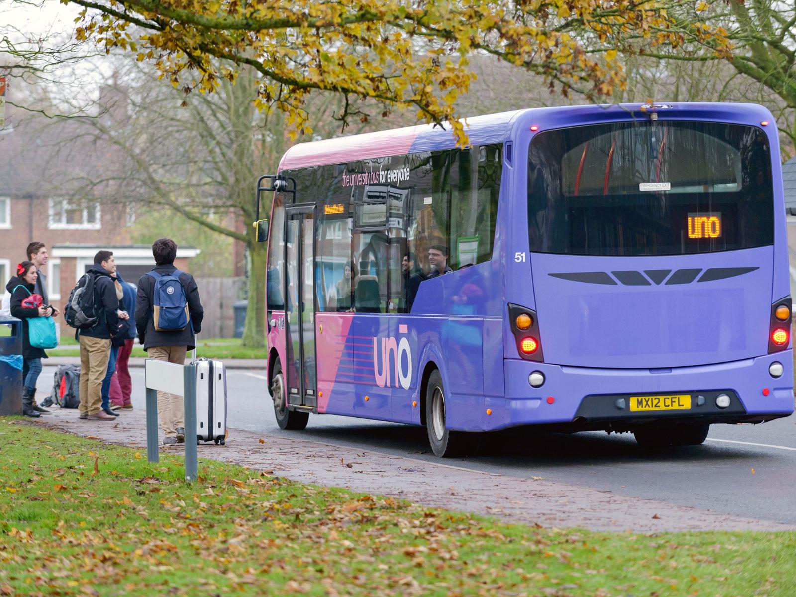 Cranfield University Blogs | Transport links between London and
