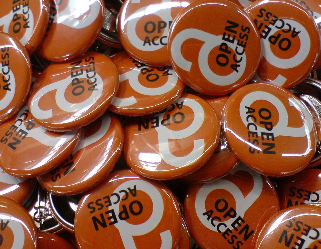 Open Access badges