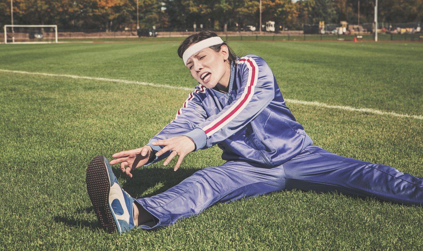 photo of woman training in sports field