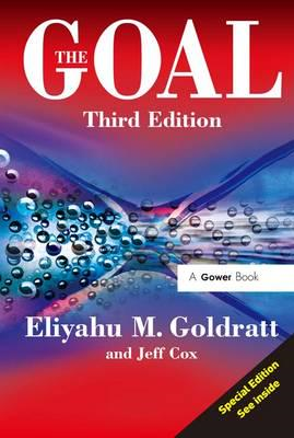 The Goal - Third Edition book cover