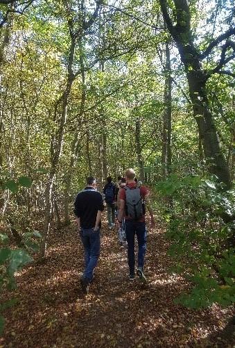 Mouldern woods trip