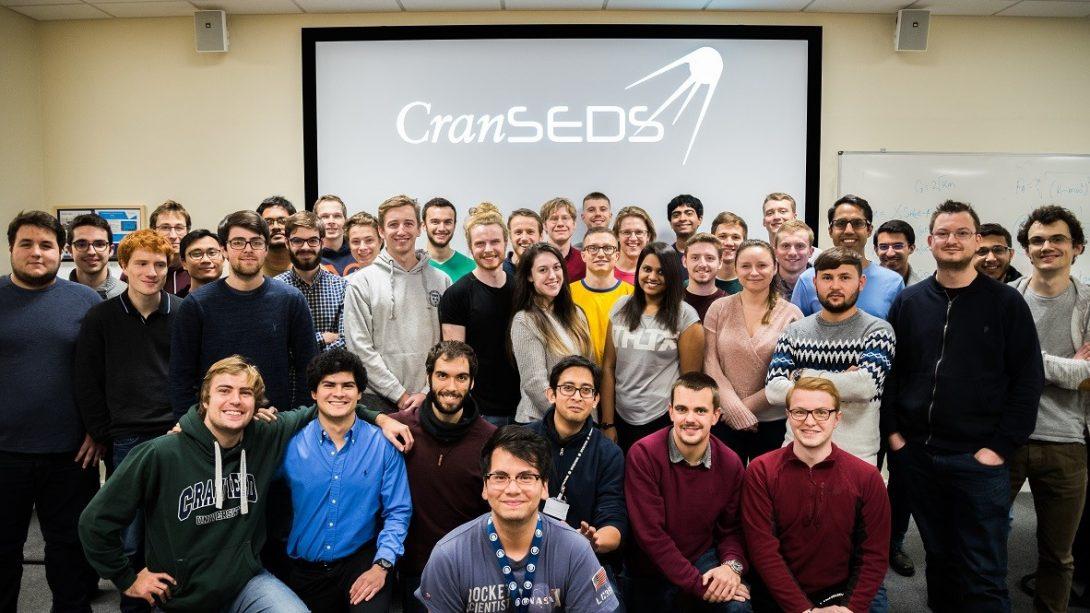 CranSEDS Squad Photo