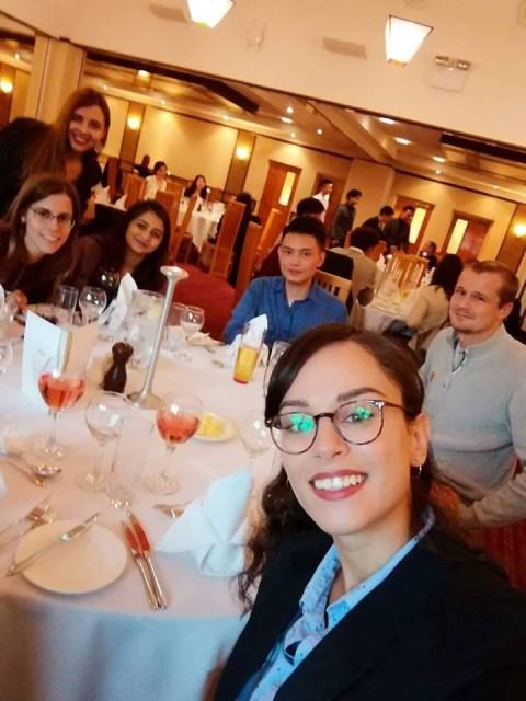 SM dinner cohort