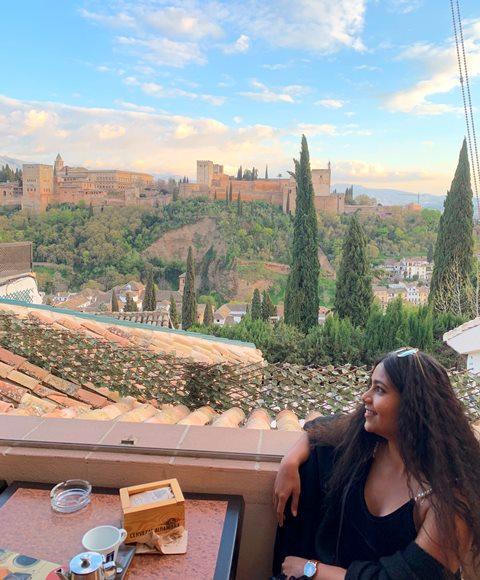 Shivanshi - Granada MiM trip
