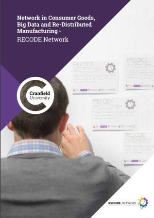 RECODE network report cover