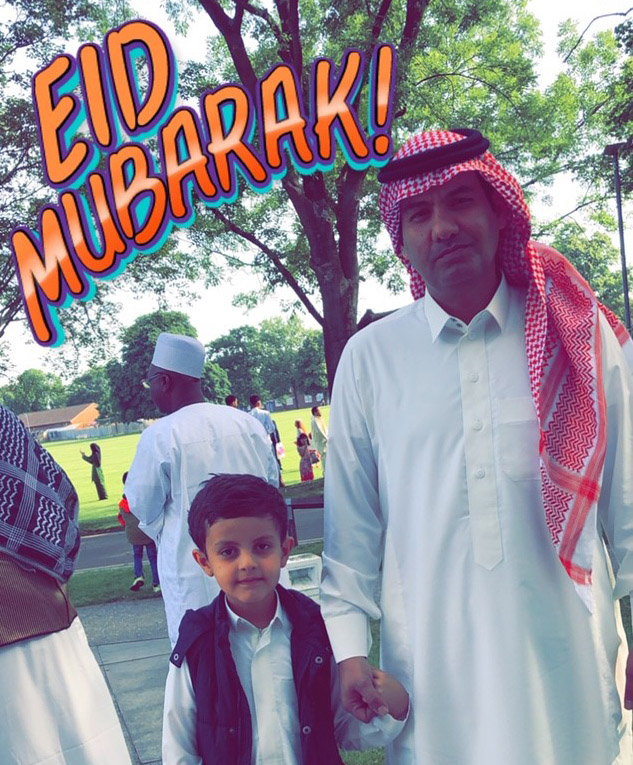 jehad and son