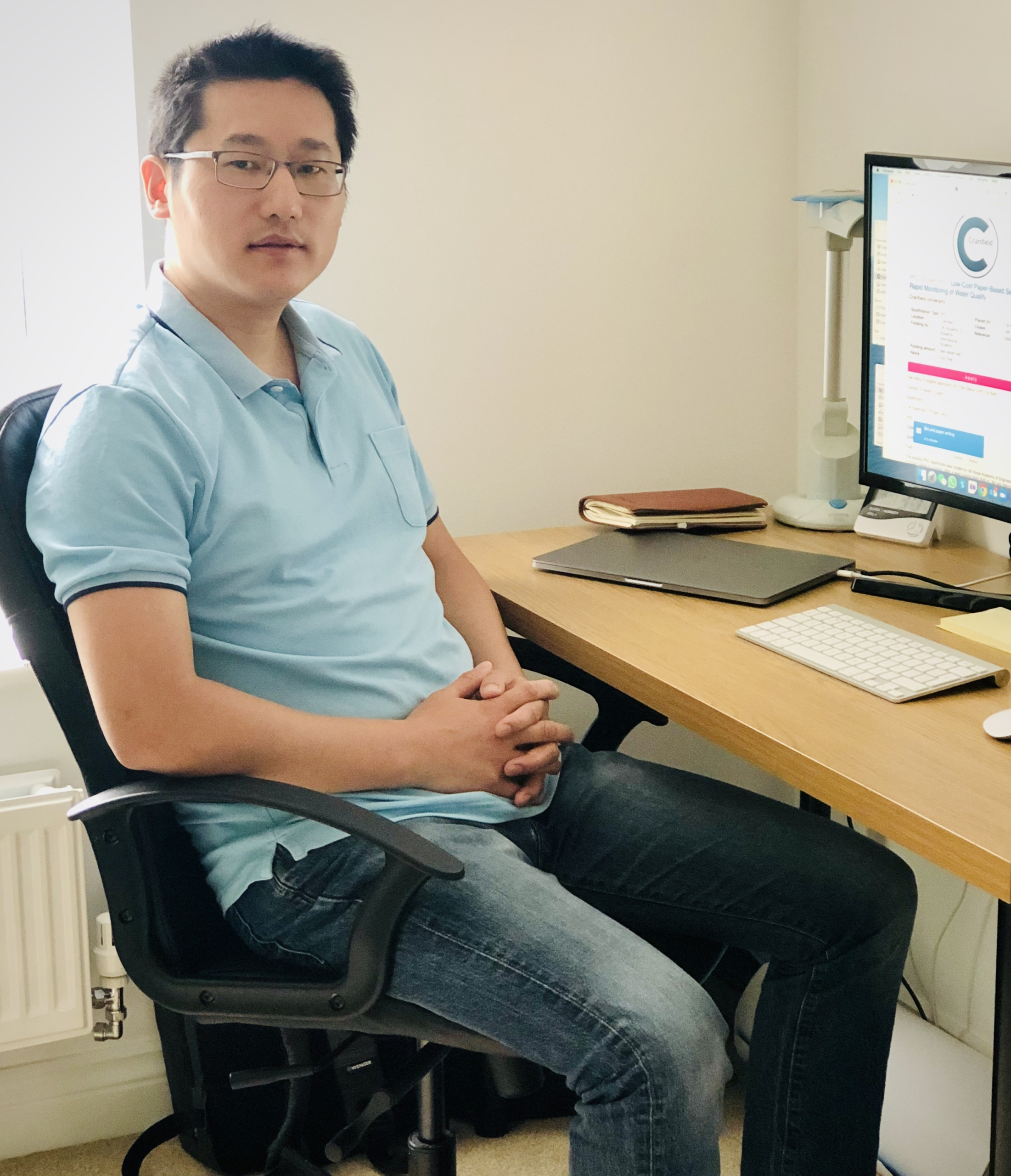 Dr zhung Yang