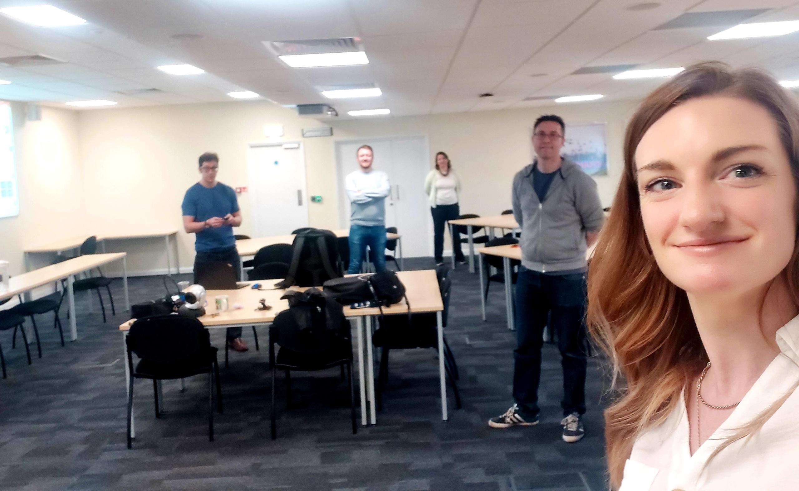 Cranfield's Digital Education Team