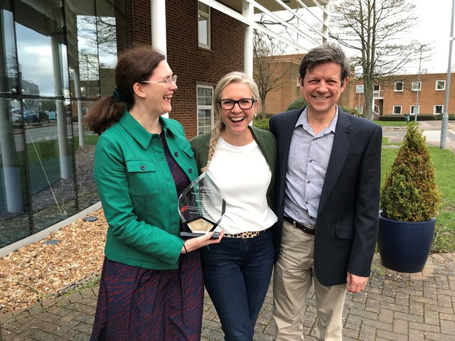 JPIM Prize - Emma Rosina Hugh