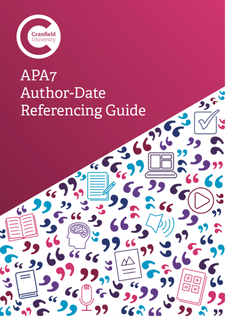APA7 Author-Date Guide